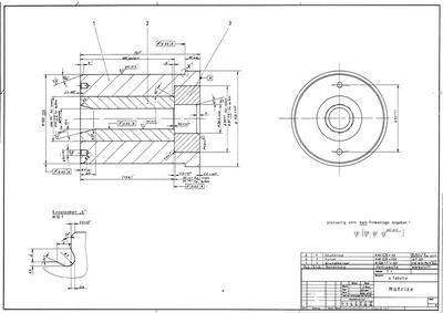 matrice en carbure de tungstene. Black Bedroom Furniture Sets. Home Design Ideas